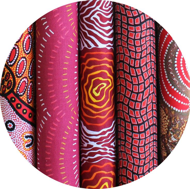 """RED EARTH #1 - JELLY ROLL - 25 Strips 2.5"""" x 44"""" – TUPPY'S AUSSIE FABRICS"""
