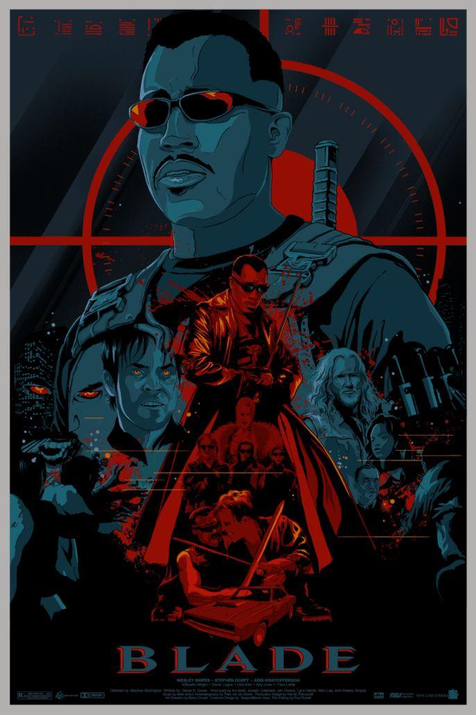 Blade - Vance Kelly ----