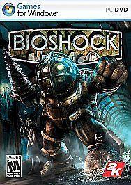 BioShock (PC, 2007) for Windows XP/ Vista  New & Sealed