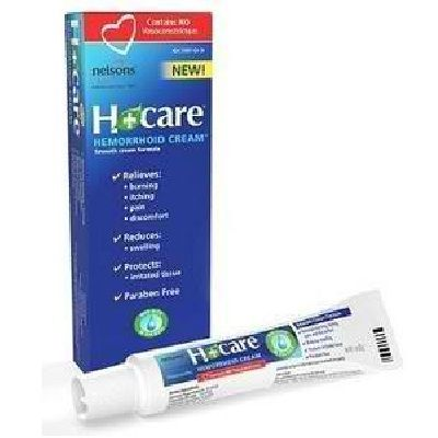 Nelsons Homeopathic Hemorrhoid Creme (1x1OZ )
