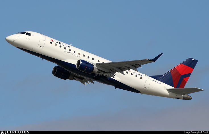 Photo of N639CZ - Embraer 170-200LR - Delta Connection (Compass Airlines)