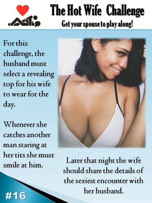 hotwife challenge