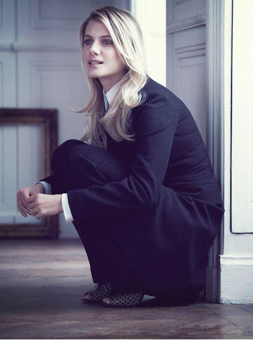 Melanie Laurent - InStyle US - June 2013.