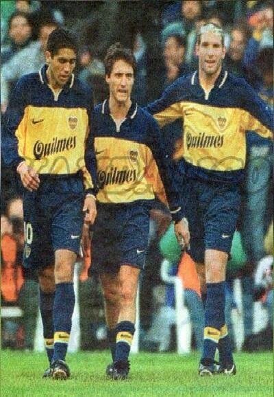 Riquelme, Guillermo, Palermo... #leyendas