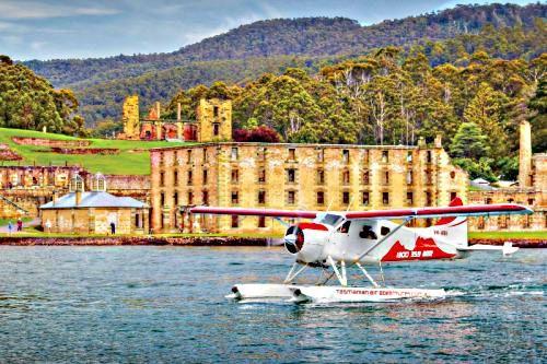 Tasmanian Air Adventures at Port Arthur