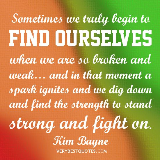 Inspirational Quotes About Being Strong. QuotesGram
