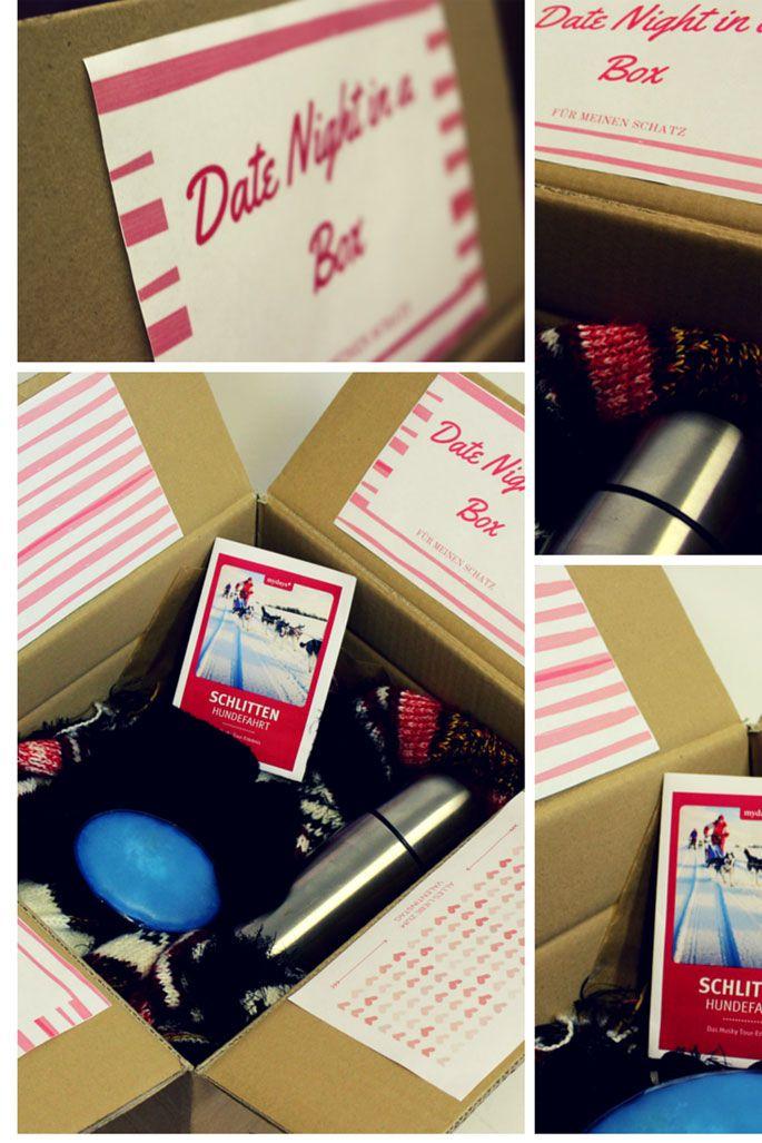 Valentinstag Geschenke Box - Wie wäre es mit einem schönen Valentinstag im Schnee? Bei einer romantischen Schlittenhundefahrt könnt ihr zu zweit einen romantischen Tag an der frischen Luft erleben. Weitere tolle Ideen findest Du im mydays Magazin.