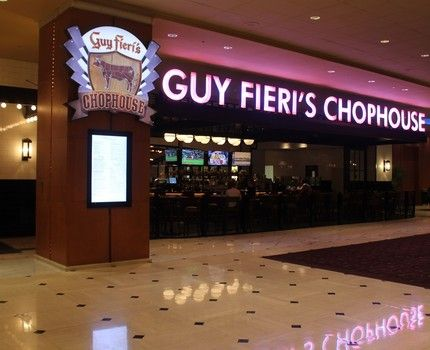 Guy Fieri's Chophouse at Bally's Atlantic City is one of the BEST places you'll EVER eat in this town! Yes - it was !:) http://www.examiner.com/review/guy-fieri-s-chophouse-uniquely-celebrates-nyc-and-vegas-right-here-ac