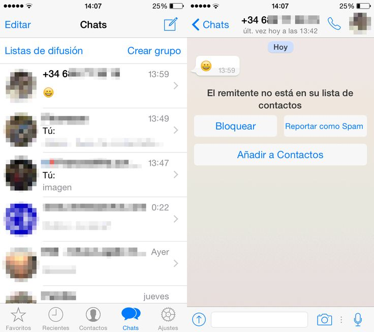 WhatsApp: bloquear un contacto y saber si me han bloqueado en iPhone y Android