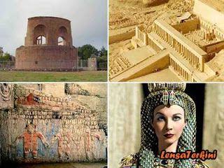 6 Kuburan Kuno Wanita Penting Dalam Sejarah