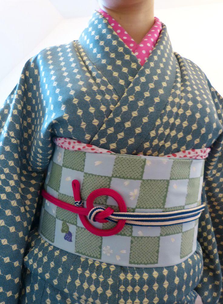 Tanuki+Kimono