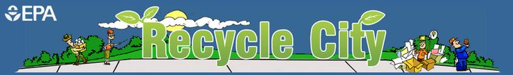 Explore Recycle City to see how its people reduce waste, use less energy, and save money by doing simple things at home, at work, and in their neighborhoods.