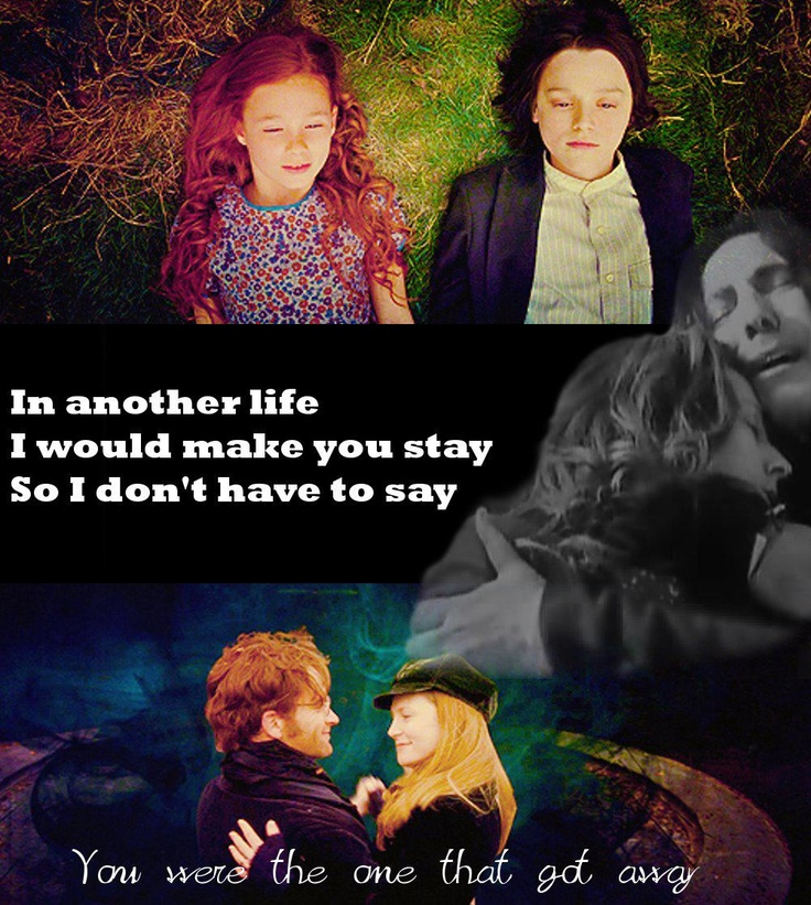 Snape Loved Lily    Fi...