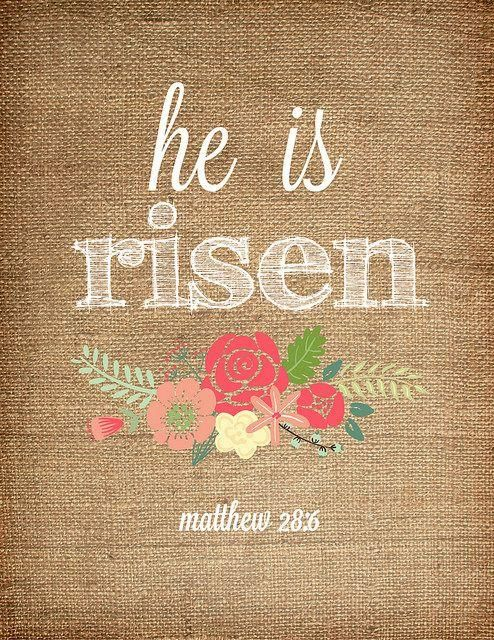 The reason for the Easter season!