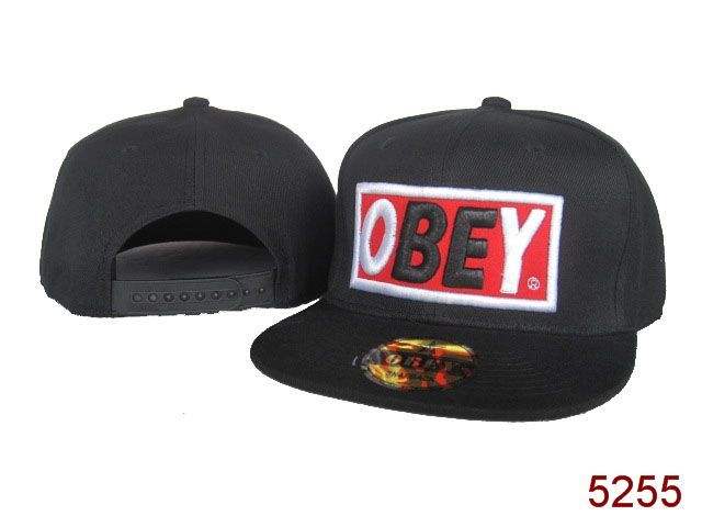 Obey Snapback Gorras M0023