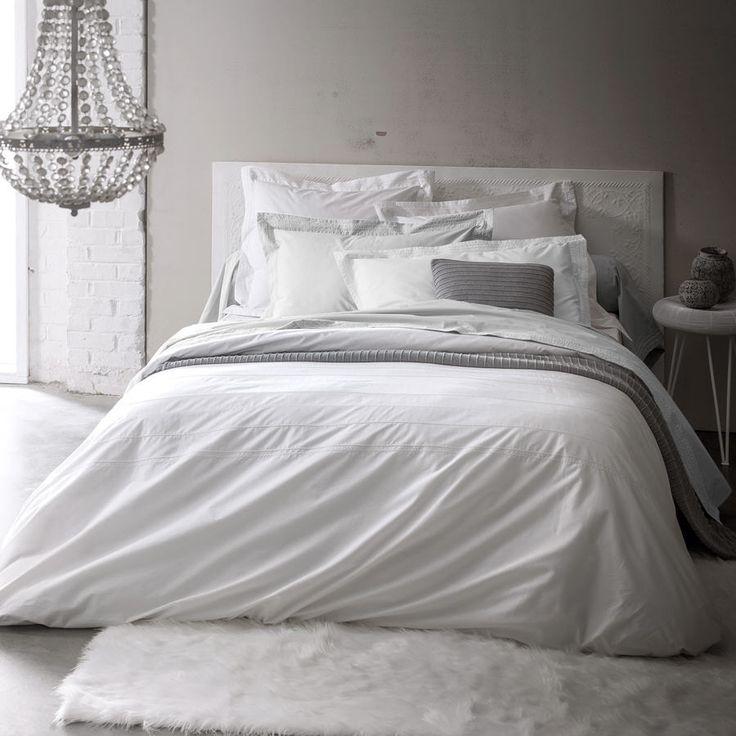 housse de couette elegance anne de sol ne percale de coton. Black Bedroom Furniture Sets. Home Design Ideas