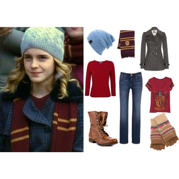 Hermione Granger Half Blood Prince Outfit 2 Harry