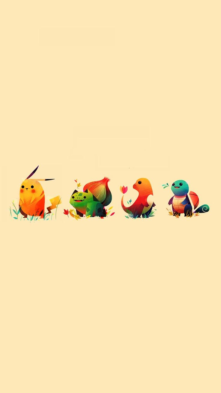 Cute Pokemon Wallpaper