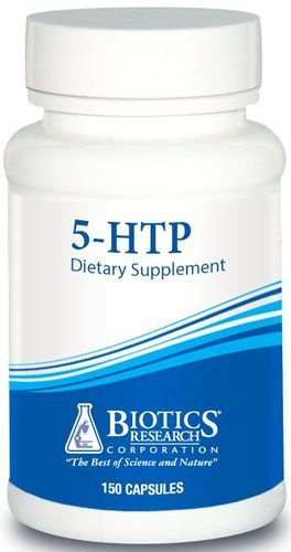 5-HTP (L-5-Hydroxytryptophan) 50 mg by Biotics Research