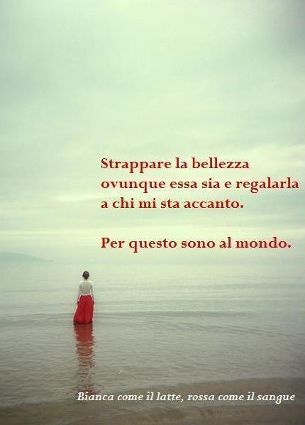 """Alessandro D'Avenia, """"Bianca come il latte, rossa come il sangue"""""""