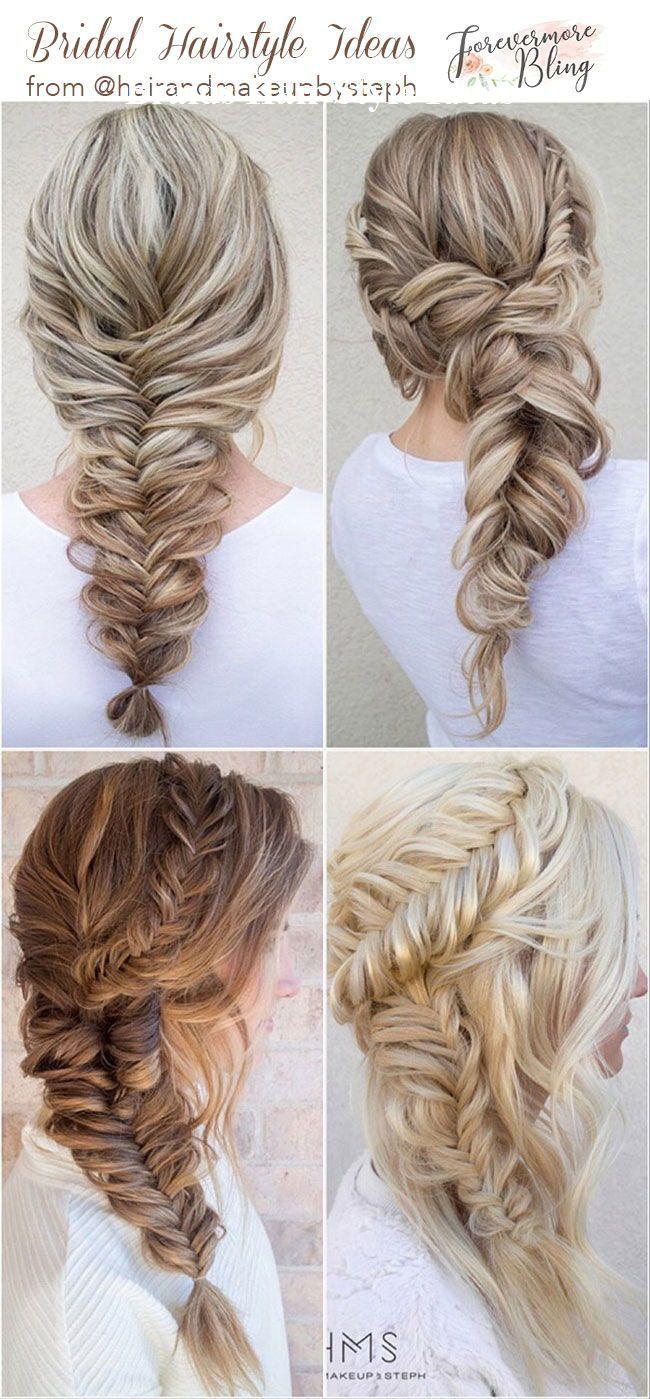 30+ Stunning Wedding Hair Styles from…