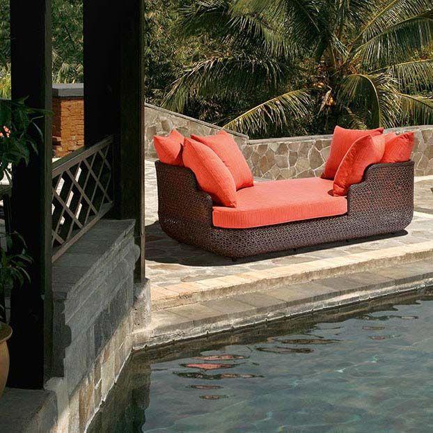 Barlow Tyrie Kirar Tete A Tete Daybed. Outdoor BedsDaybedsGarden Furniture  ...