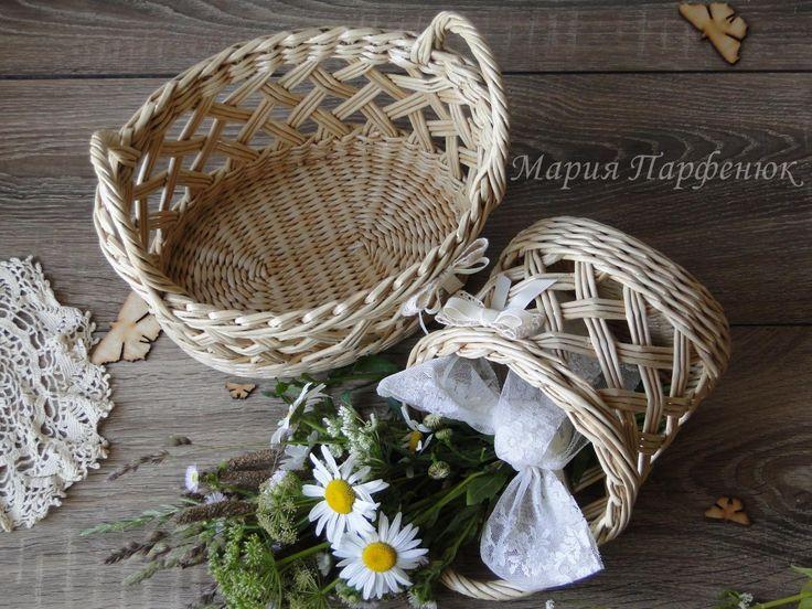 мария парфенюк плетение из газет картинки