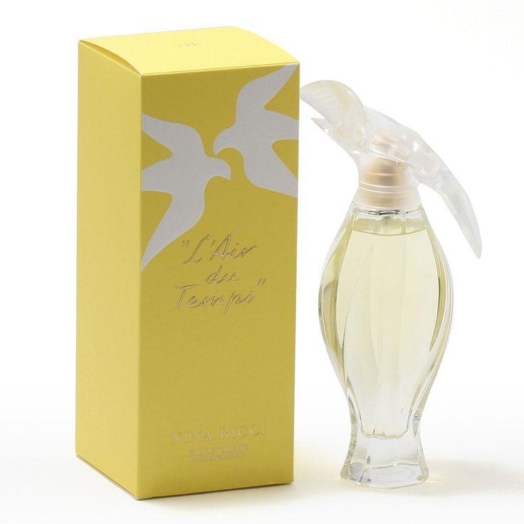 Nina Ricci L'air du Temps Women's Perfume - Eau de Toilette, Multicolor
