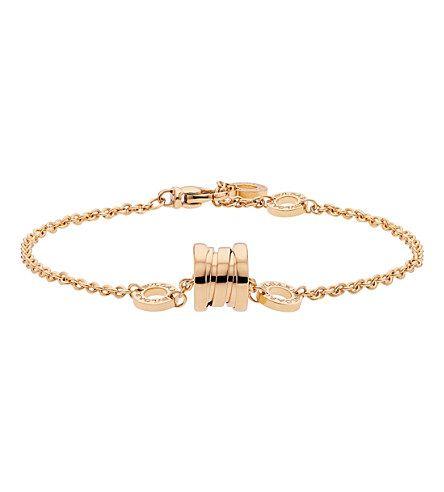 bvlgari bzero1 rose gold bracelet br857254