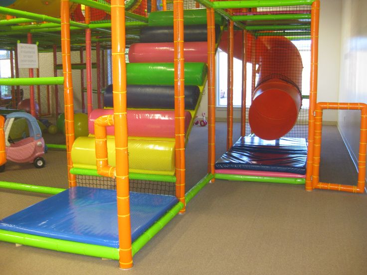 Childrens indoor playground business plan