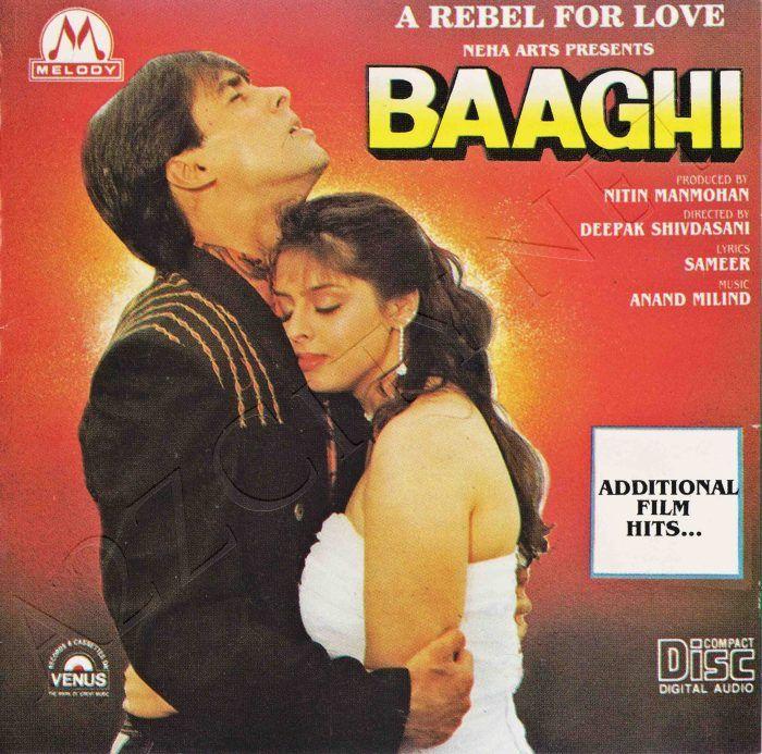 Baaghi [1990 FLAC] Bollywood movie songs, Bollywood