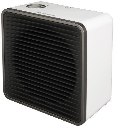 Honeywell HZ110 Kompakter Heizlüfter – spritzwassergeschützt