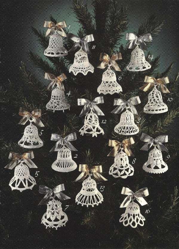 Beautiful Bells 16 Designs to Crochet