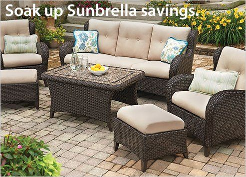 Spring Season Patio Furniture Outdoor Living Sam S Club Pinterest And