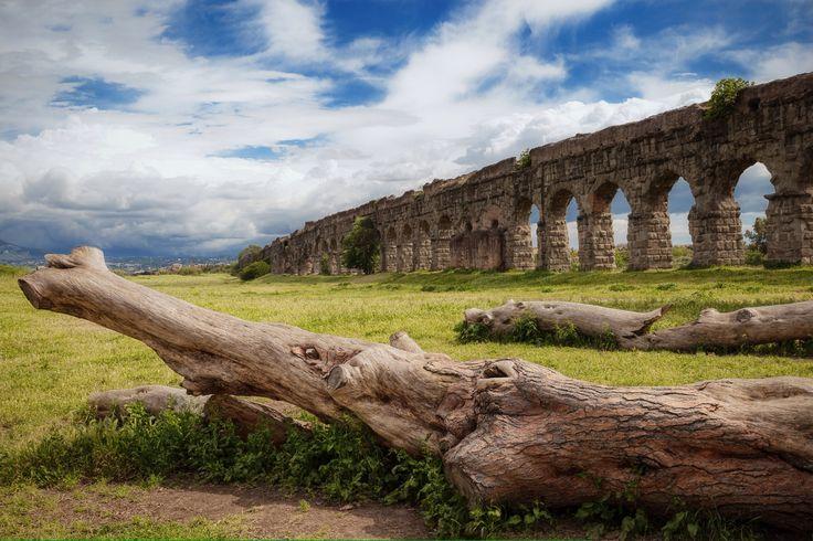 Roman Acqueducts by Gennaro Leonardi on 500px