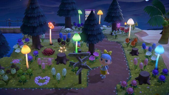 Fairy Garden Ideas Animal Crossing