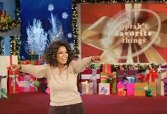 Who wants to feel like Oprah for a day? http://www.afreshchapter.com/delhi2013-a-chance-for-you-to-feel-like-oprah-for-a-day.html
