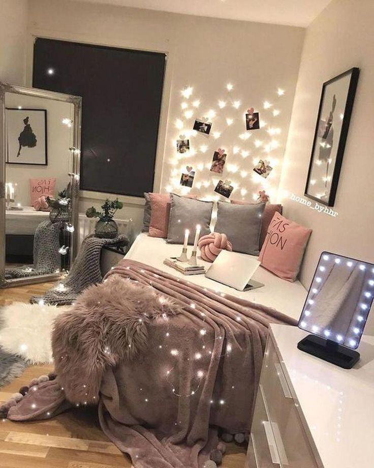 50 Rosa Schlafzimmer Dekor, das Sie auf Ihrem eigenen #girlsBedroom versuchen können