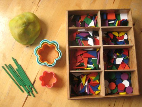 Have a bunch of fun with play dough flowers | BabyCentre Blog
