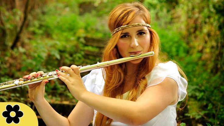 6 Horas Música Relaxante de Flauta: Sons da Natureza,  Meditação, Instru...