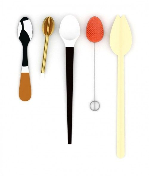 IDEO   Outer Skills   Five helpful spoons   Made in the future project