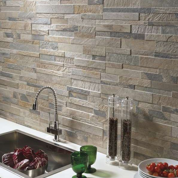Mosaic Tile Apartment Ideas