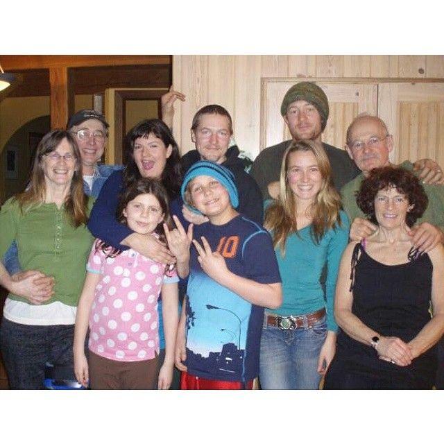 Charlotte+Otto, Jane+Atz Lee (and their children) Eivin+Eve and Atz Sr+Bonnie