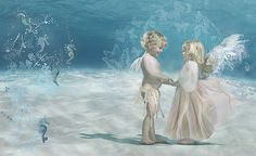 The Water Babies, a children's novel written by the Reverend Charles Kingsley - Buscar con Google