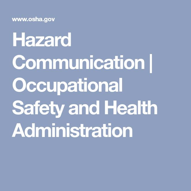 25+ unique Hazard communication ideas on Pinterest Osha safety - fall protection plan template