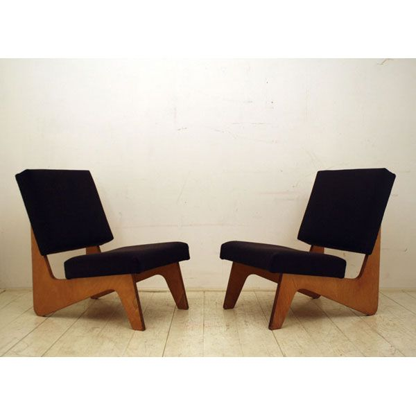 974 Cees Braakman Combex fauteuil Pastoe