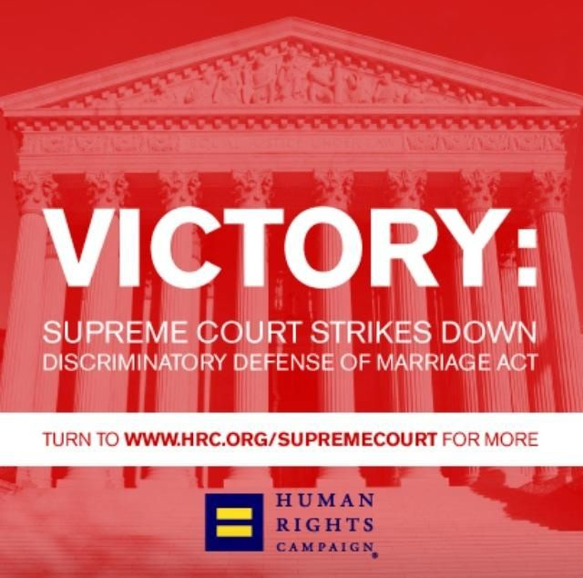 """doma unconstitutional Defense of marriage act ruled unconstitutional by federal appeals court  by virginia e mcgarrity, robinson & cole llp, hartford, ct 1 the defense of marriage act 2 (""""doma"""") is a sweeping federal law that excludes same-sex spouses from any of the federal protections of marriage."""