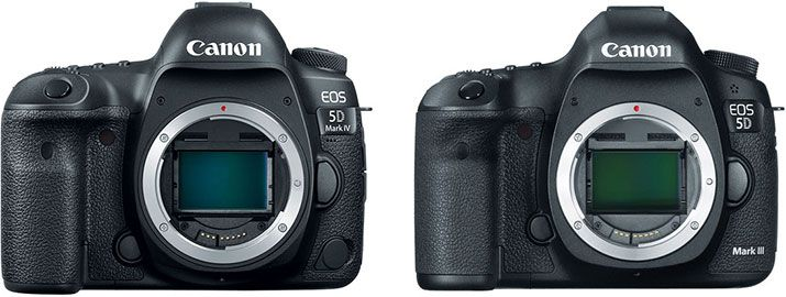 The-Digital-Picture.com's news team presents: Should I get the Canon EOS 5D Mark IV or the 5D Mark III?