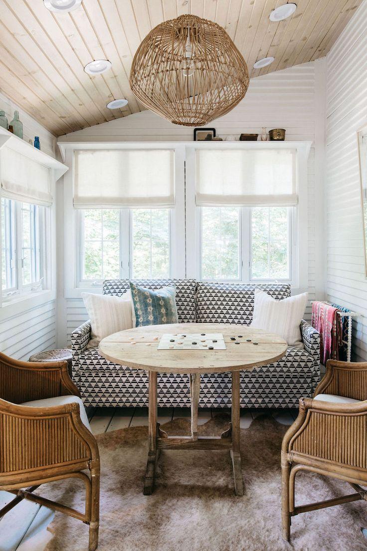 Home Tour Interior Designer Kate Marker's Leo Cottage