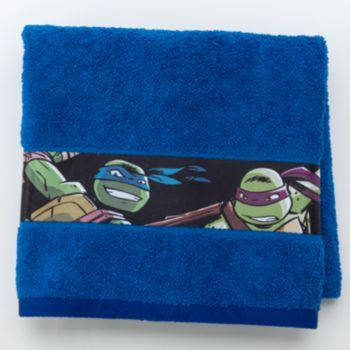 Bath Accessories At Kohlu0027s   Shop Our Full Selection Of Bath Decor,  Including This Nickelodeon Teenage Mutant Ninja Turtles Bath Towel, At  Kohlu0027s.